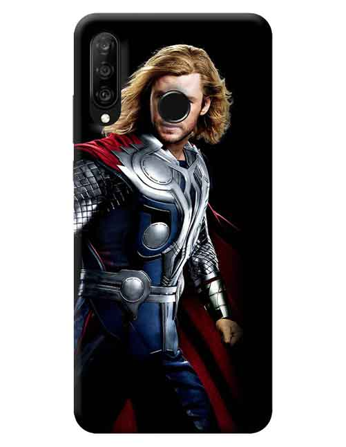 Avengers Chris Hemsworth Huawei P30 Lite Mobile Cover