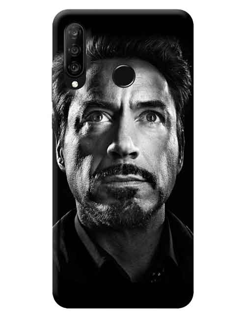 Iron Man Huawei P30 Lite Mobile Cover