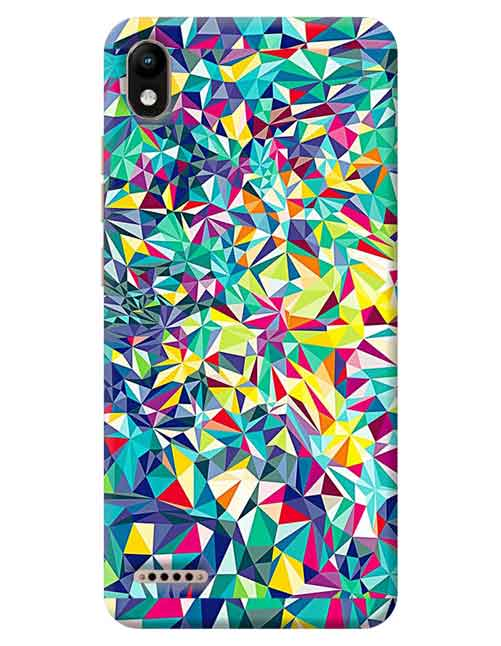 low priced ce4ea be9c8 Abstract Infinix Smart 2 Mobile Cover