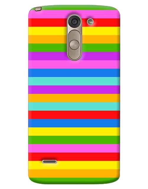 Abstract LG G3 Stylus Mobile Cover