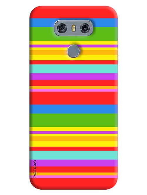 Abstract LG G6 Mobile Cover