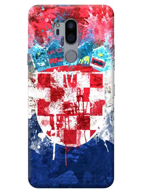 Abstract Honor 7A Mobile Cover