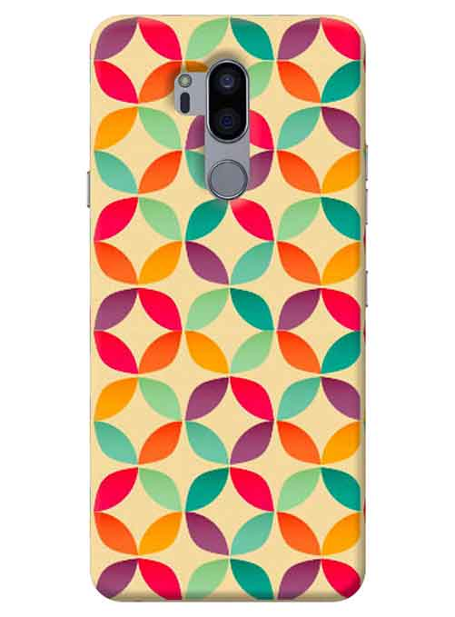 Abstract LG G7 ThinQ Mobile Cover