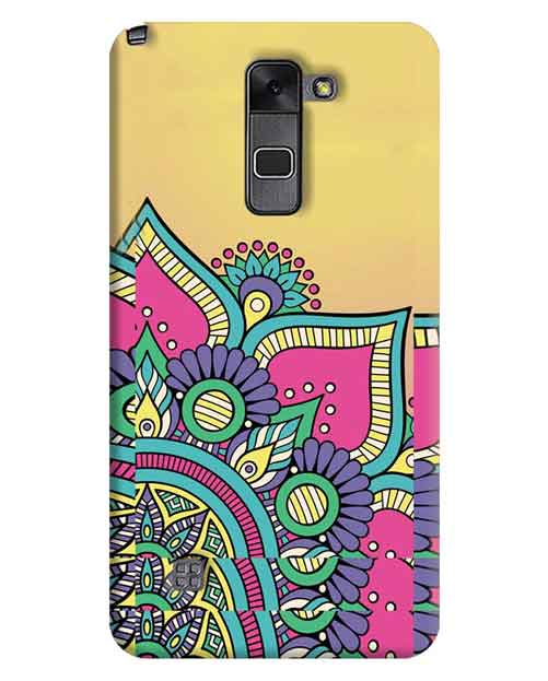 Abstract LG Stylus 2 Mobile Cover