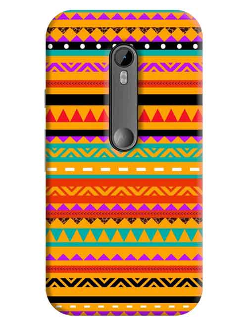Abstract Moto G3 Mobile Cover