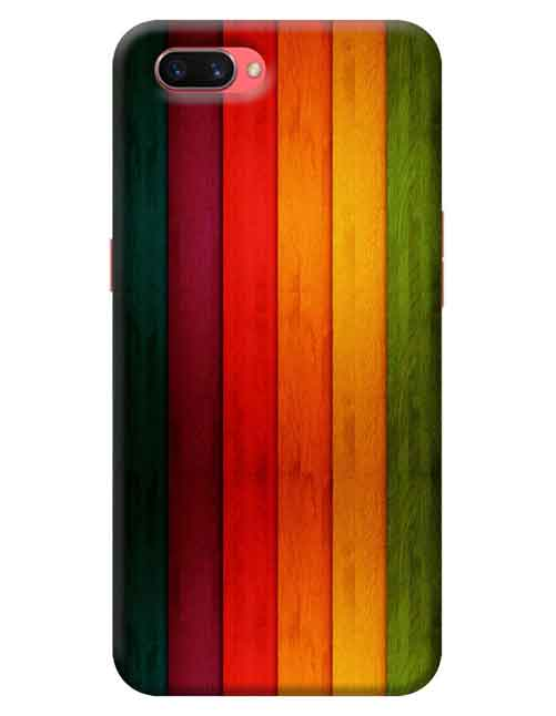Abstract Realme C1 Mobile Cover