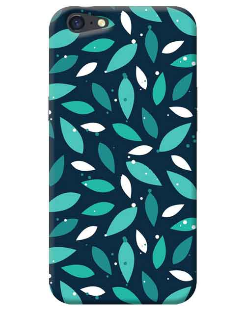 Abstract Oppo A71 2018 Mobile Cover
