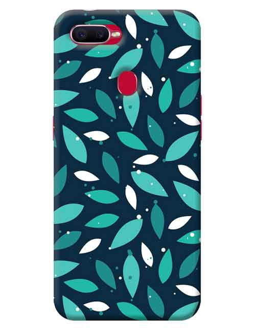 Abstract Oppo F9 Mobile Cover
