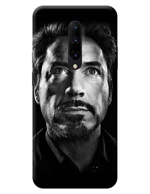 Iron Man OnePlus 7 Pro Mobile Cover