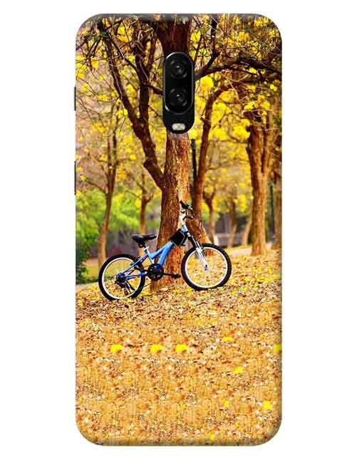 Bicycle OnePlus 7 Mobile Cover