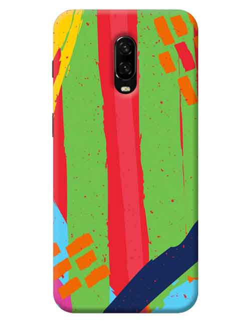 Abstract OnePlus 7 Mobile Cover