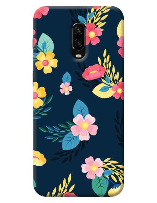 Floral OnePlus 7 Mobile Cover