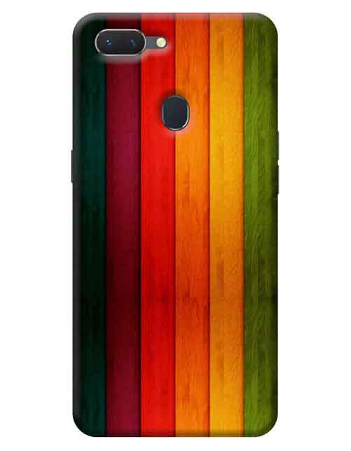 Abstract Realme 2 Mobile Cover