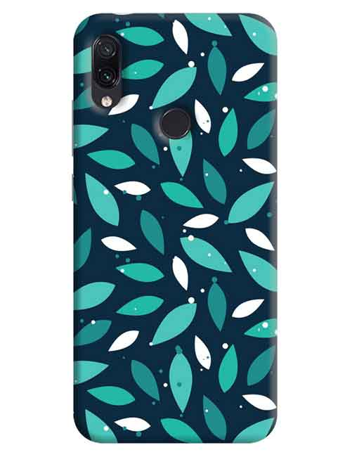 Abstract Xiaomi Redmi Y3 Mobile Cover