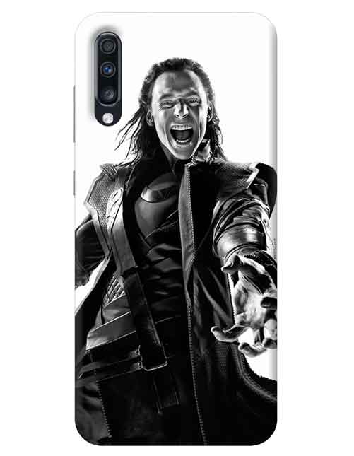 Avengers Tom Hiddleston Samsung Galaxy A70 Mobile Cover