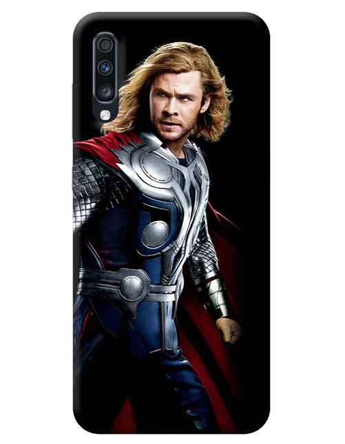 Avengers Chris Hemsworth Samsung Galaxy A70 Mobile Cover