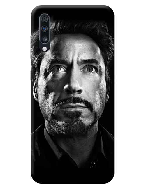 Iron Man Samsung Galaxy A70 Mobile Cover