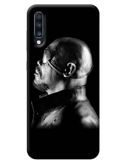 Avengers Nick Fury Samsung Galaxy A70 Mobile Cover