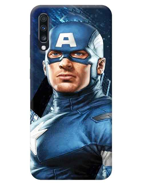 Captain America Samsung Galaxy A70 Mobile Cover
