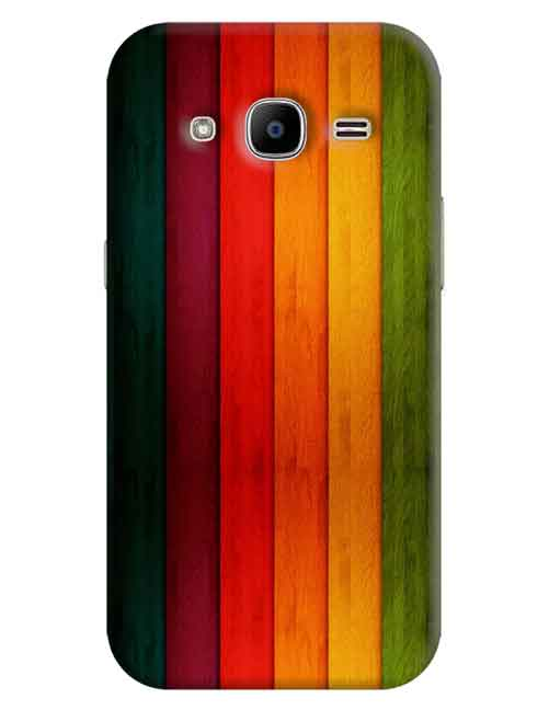 Abstract Samsung Galaxy J2 2016 Mobile Cover
