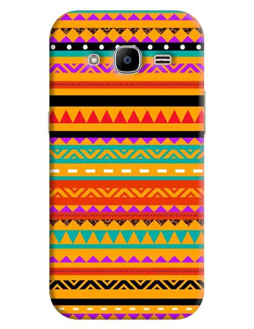 Abstract Samsung Galaxy J2 Pro Mobile Cover