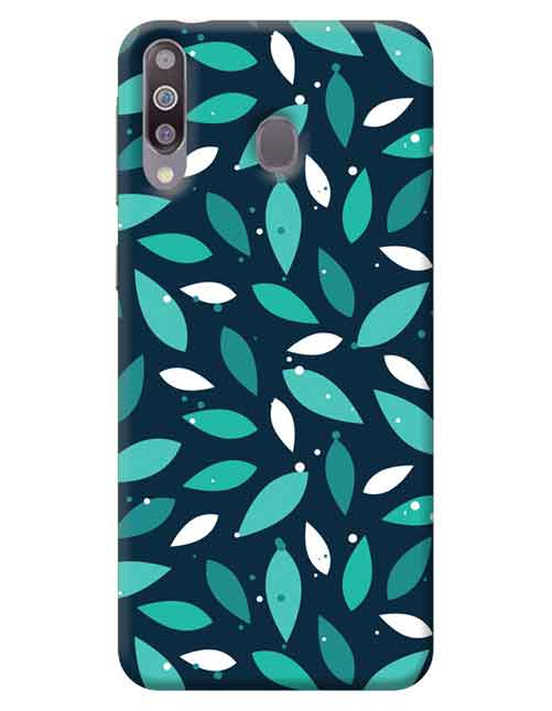Abstract Samsung Galaxy M30 Mobile Cover