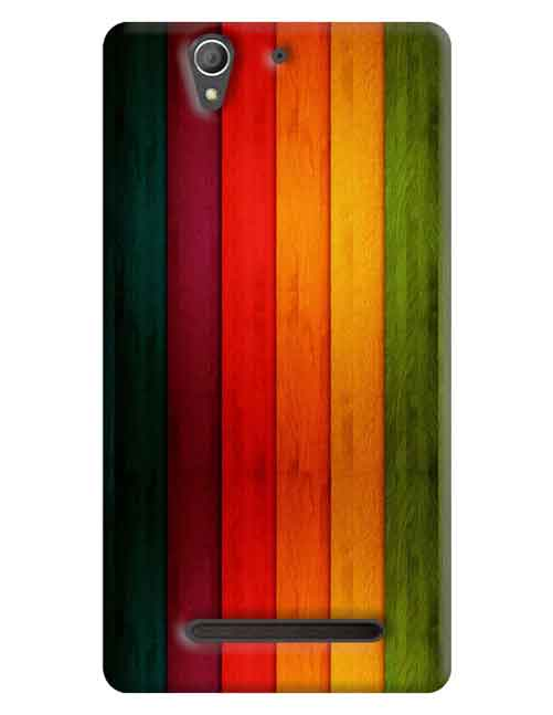 new concept b6add 0c718 Abstract Sony Xperia C3 Mobile Cover