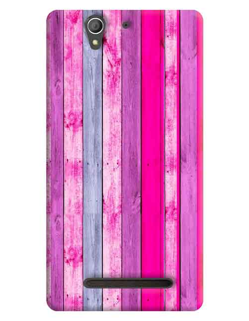new concept 36efb e1a2a Abstract Sony Xperia C3 Mobile Cover