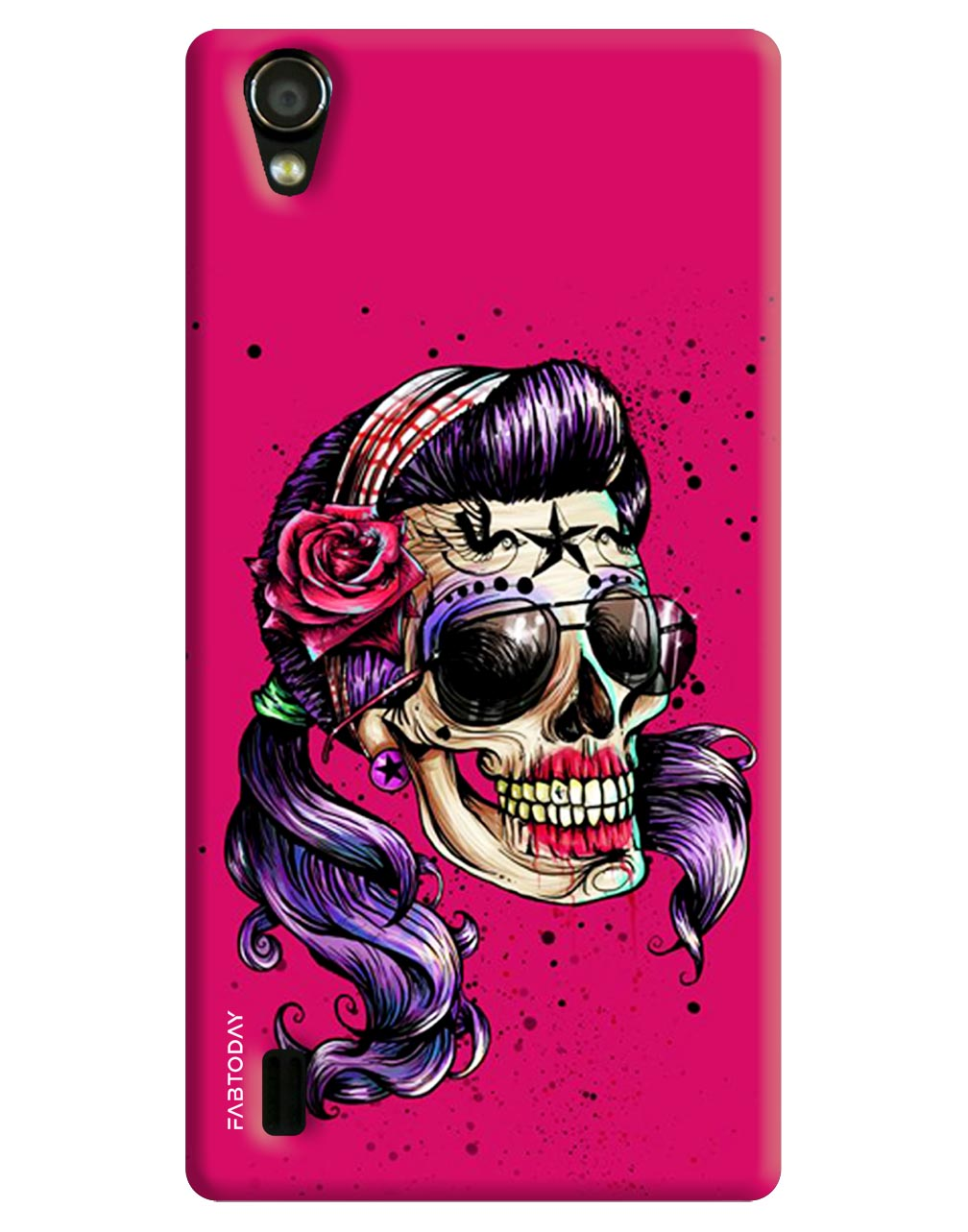 Creative Graphics Back Cover for Vivo Y15
