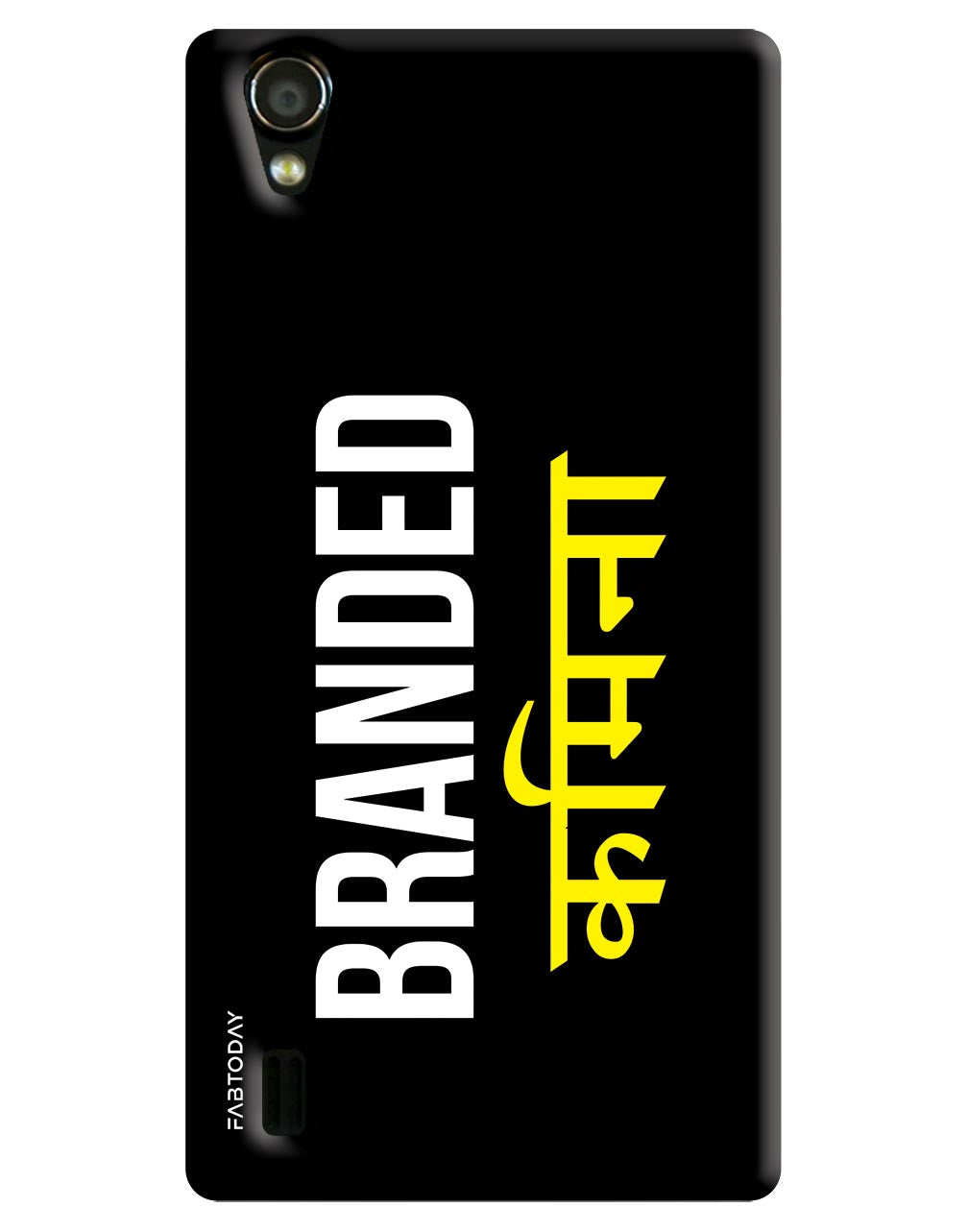 Branded Kamina Back Cover for Vivo Y15