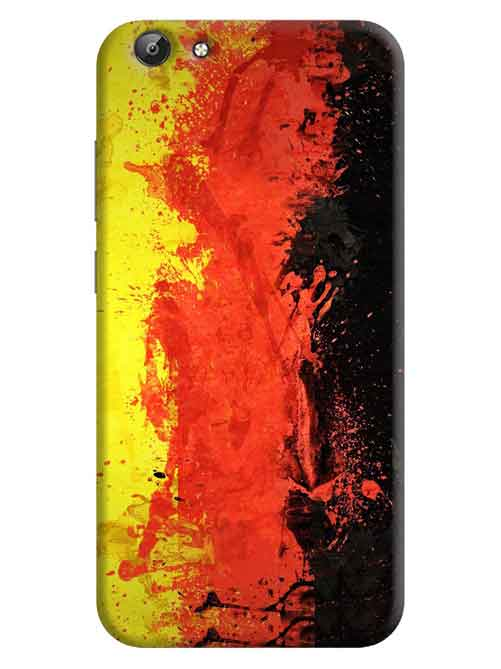Abstract Vivo Y69 Mobile Cover