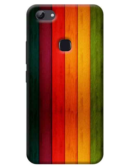 Abstract Back Cover for Vivo Y81i