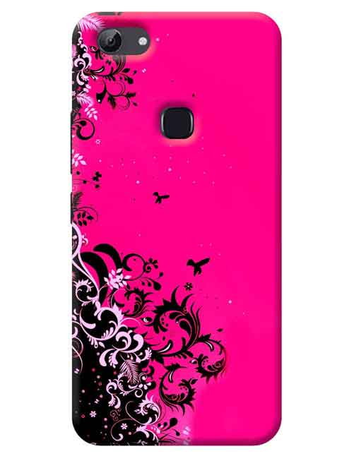 Abstract Back Cover for Vivo Y81