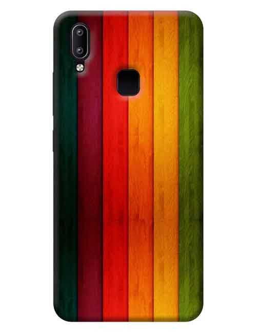 Abstract Vivo Y93 Mobile Cover