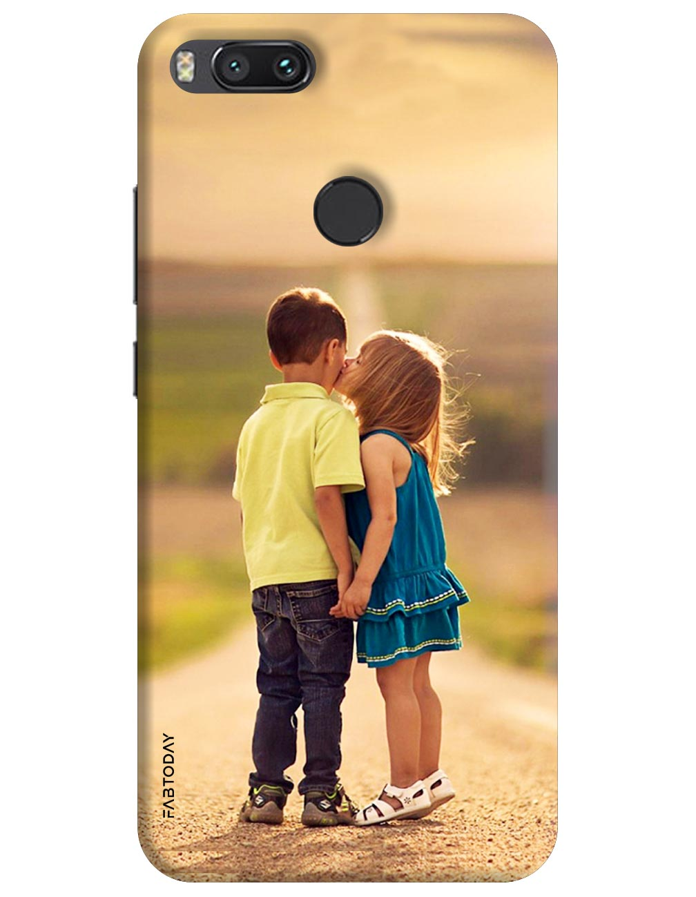 Love Back Cover for Xiaomi Mi A1