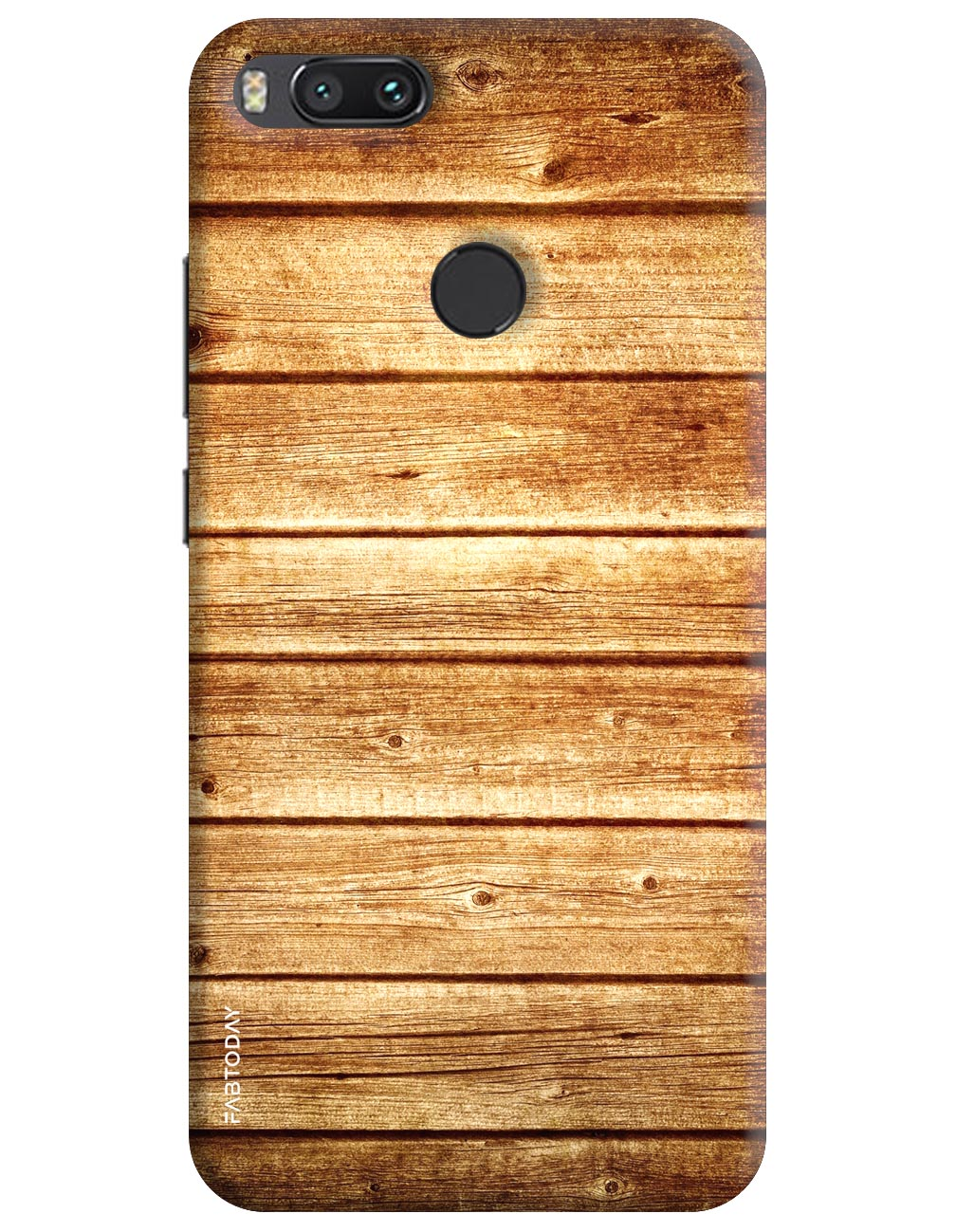 Wooden Back Cover for Xiaomi Mi A1