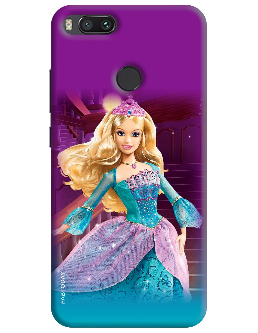 Barbie Back Cover for Xiaomi Mi A1