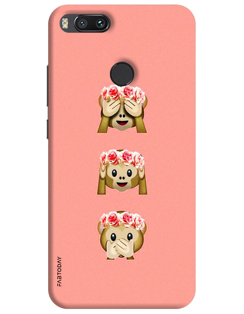 Monkey Back Cover for Xiaomi Mi A1