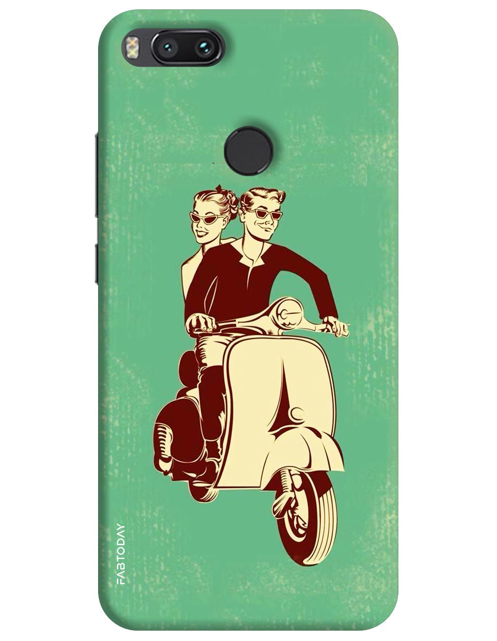 Scooter Back Cover for Xiaomi Mi A1