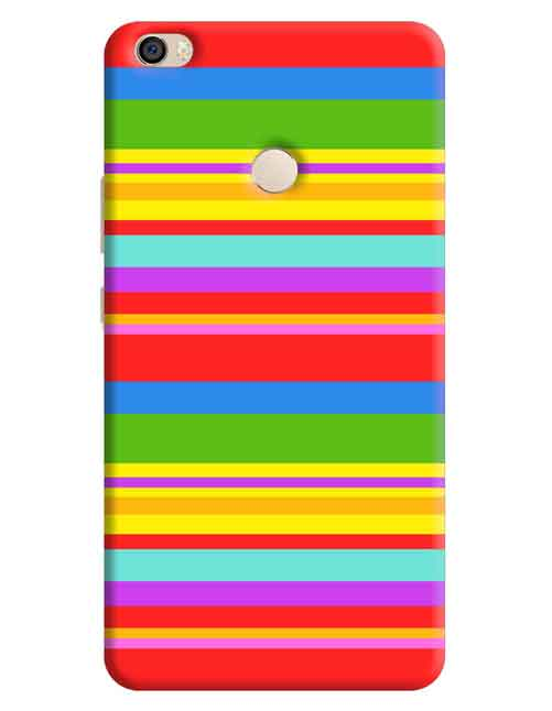 Abstract Xiaomi Mi Max Prime Mobile Cover