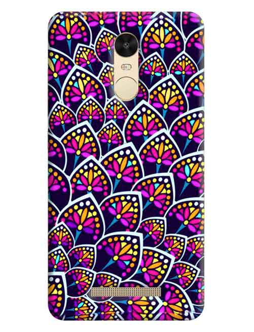 Abstract Xiaomi Redmi Note 3 Mobile Cover
