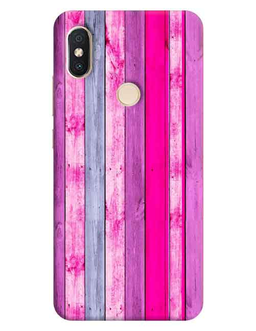 sale retailer bb323 1090a Abstract Xiaomi Redmi Y2 Mobile Cover