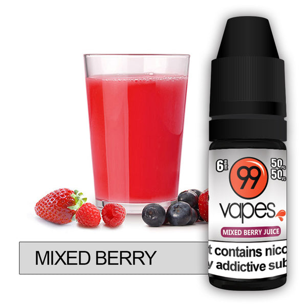Mixed Berry Juice