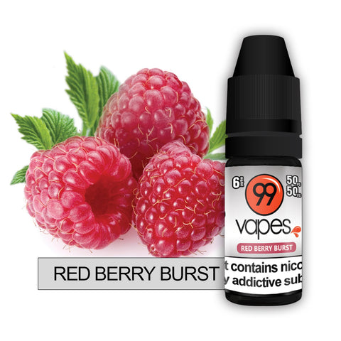 Red Berry Burst