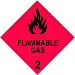 <small>Class 2.1 </small>Flammable Gas Storage