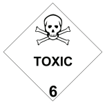 <small>Class 6.1 </small>Toxic Substance Storage