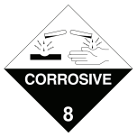 <small>Class 8 </small>Corrosive Substance Storage
