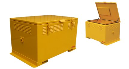Heavy Duty Vehicle Security Boxes