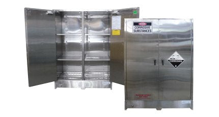 Large Capacity Stainless Steel Cabinets