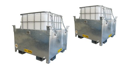 Liftable Container Transport & Protection